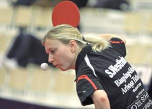 I Team Mälarenergi var Sofia Westholm med och vann två SM-guld. Foto: Lennart Ljung