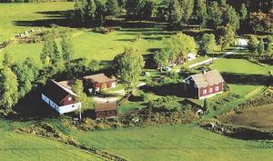 Gården Per-Nirs i Hedesunda har gåt i arv i samma släkt i 13 generationer.