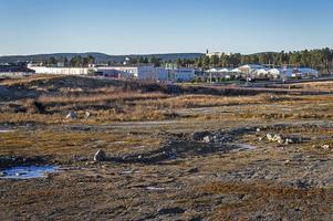 100 000 kvadratmeter mark för etablering.