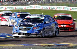Rickard Rydell vann STCC-finalen och mästerskapet 2011. Frågan är om han är en av förarna som nu lämnat för nya TTA?