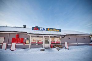 ICA Ladan i Kaxås är numera rikskänt.