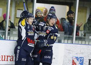 36 poäng på 35 matcher blev facit ifjol och Patrik Elfsberg har inlett även årets säsong starkt.