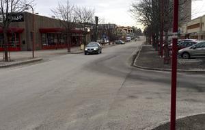 I Skönsbergs centrum kommer högsta tillåtna hastighet att bli 30 km/h.