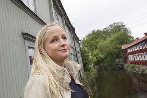 Trivs i stan. Veckans 20-åring Johanna Käck Andersson tycker att Västerås är en lagom stor stad, och det gör att hon ofta träffar folk hon känner. Men hon skulle vilja ha fler uteställen.