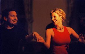 1999-12-07   Fredrik Wall och Lina Näsström Altira dans bugg
