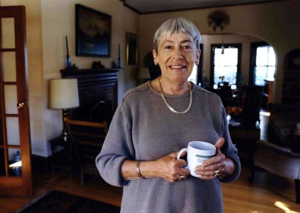 Ursula Le Guin vann flera prestigefyllda priser.