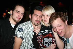 Oliver Twist. Linus, Willy, Madde och Rasmus