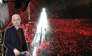 NÄSTAN LIVE MED NICK CAVE. På torsdag 12 april visas konsertfilmen