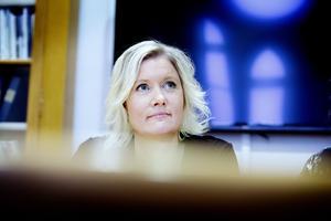 Lena Rådström Baastad (S).