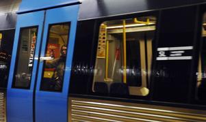 Byggs ut. Stockholms tunnelbana ska få flera nya stationer.