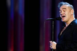 Morrissey har skrivit en av årets sämsta sexscener, enligt The Literary Review.
