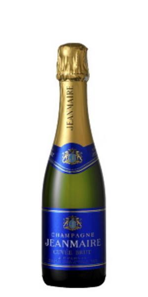"""Till midsommarfestenJeanmaire Brut (201 kronor)""""Inte för torr, medelstora bubblor och lite sötma på slutet."""""""