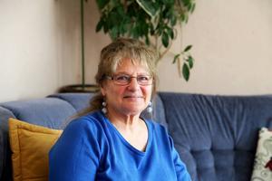 Förra radioprofilen Gertie Gladnikoff drabbades av sjukdom men mår nu mycket bättre.