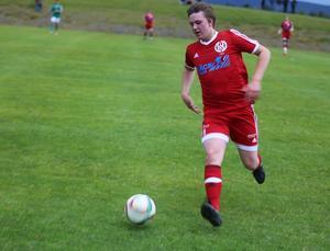 Johan Östling gjorde en stabil insats.