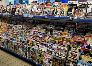 Vinnarna av årets tidskriftspris tillkännages 26 november.