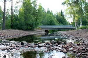 Om något år kanske det blir ett större flöde i Norrboån. Högsta instans har meddelat prövningstillstånd i frågan om vattentappningen från Lilla Malingen och Stenbergstjärn.