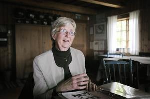 Nästa år hoppas Birgitta Lundblad att boken ska vara klar.