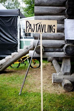 Söta och salta pajer kunde lämnas in till en pajtävling, jury var stjärnkocken Tommy Myllymäki och vinexperten Jens Dolk, och förra årets vinnare i Pajtävlingen Tina Lindberg, mer känd som JämtTina.