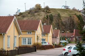 Miljöpartiet tappade 10,8 procentandelar på Hagaberg.