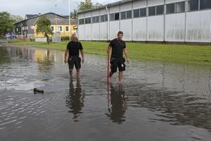 De senaste åren har skyfallen, och därmed översvämningarna, ökat kraftigt.