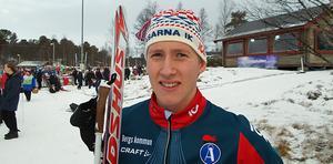 Simon Lageson, Åsarna IK.