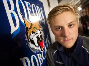 Calle Berglund, snart vid ett nytt klubbmärke.