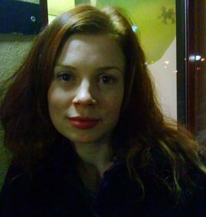 Anna Maria Åhs från Köping. FOTO: PRIVAT