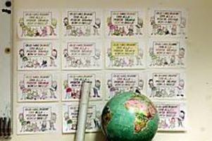 ARKIVBILDSöker nytt.Livets ords friskola söker nya lokaler eftersom skolan är trångbodd.
