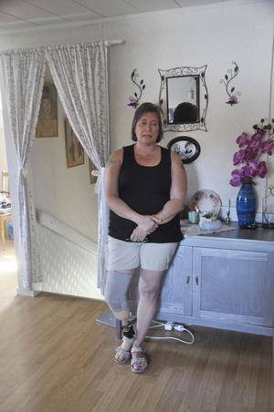 Flera personer tycker att Ingela borde föreläsa om sina erfarenheter av att ge stöd till sjuka familjemedlemmar och samtidigt själv ha cancer. Det kan hon tänka sig men vet inte hur hon ska gå tillväga för att hitta de som är intresserade.