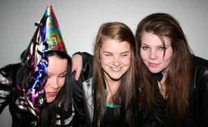Konrad. Jessica, Therese och Anna