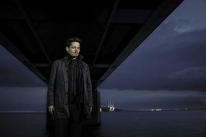 Den danske skådespelaren Thure Lindhardt spelar Saga Noréns nye poliskollega i