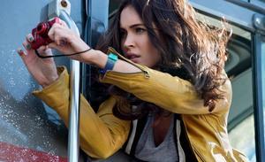 Megan Fox spelar journalisten April O'Neil i nya uppdaterade