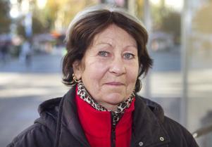 Viola Östberg, 62 år, från Hudiksvall– Ja, det har jag redan skrivit på. Det gjorde jag för längesedan.