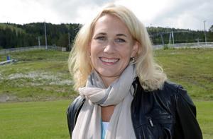 Charlotte Skott, vd i Destination Sälenfjällen, ska nu bli näringslivsdirektör i Uppsala kommun. Arkivbild.