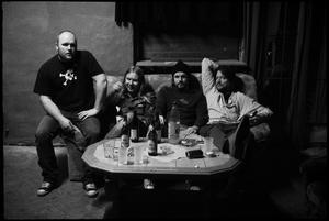 Nico the band är nöjda med sin turné i Tyskland, nu ser de fram emot festivalspelningen där nästa sommar.