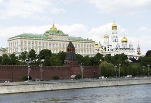 Moskva är inte bara, rent trafikmässigt.