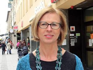 Agneta Ingvarsson, utredare och chef på patientnämnden