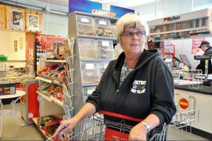 """""""Jag blev förvånad och trodde att Sverigedemokraterna var större i storstäderna"""", säger Gunilla Esbjörnsson."""