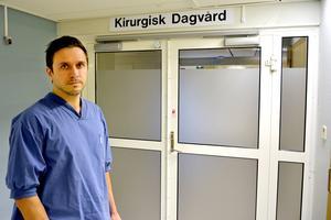 Alfred Janson, överläkare vid Sundsvalls sjukhus, känner en stor oro över vad som är på väg att hända inom Landstinget Västernorrland.
