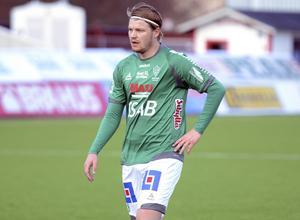 Erik Nilsson och hans lagkamrater i Brage fick en rejäl genomkörare när allsvenska GIF Sundsvall gästade Domnarvsvallen.