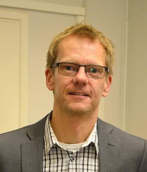 Rektor Robert Hedlund