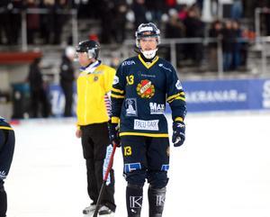 Axel Jansson, Falu BS