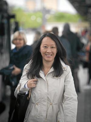 Katarina Tolgfors (M) svarar Marie-Louise Forsberg Fransson (S) (28/7)