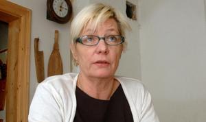 Ann-Cathrin Larsson.Foto: Katarina Lönnberg