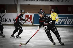 Robin Andersson tycker att han själv är roligast i Tillberga.