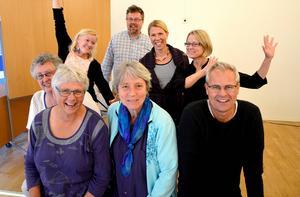 Ånge kommuns kulturliv har tillsammans med Norrdans börjat smida planer inför vänutbytet.