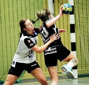 Ida-Mari Olsson prickade in fyra mål.