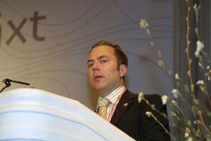 Eric Sundström kommer att första maj-tala i Bollnäs och Alfta.