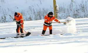 Uppsplittringen av järnvägen har skapat en större sårbarhet. Oförmågan att klara snövintrar är exceptionell.