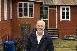 historia. Claes Lund har skrivit fyra böcker om bydens historia.